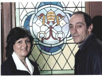 Elizabeth and Michael Vassallo